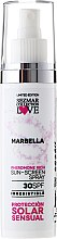 Düfte, Parfümerie und Kosmetik Sonnenschutzspray Marbella SPF 30 - Sezmar Collection Marbella