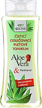 Düfte, Parfümerie und Kosmetik Make-up Entferner mit Aloe Vera - Bione Cosmetics Aloe Vera Soothing Cleansing Make-up Removal Facial Tonic