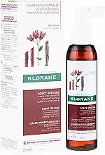 Düfte, Parfümerie und Kosmetik Goldfarbener Zusatz für einen warmen Blondton - Klorane Keratin Strength Anti-Hair Loss Concentrate
