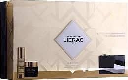 Düfte, Parfümerie und Kosmetik Gesichtspflegeset - Lierac Premium Luxe (Gesichtscreme 50ml + Gesichtsserum 30ml + Kosmetiktasche)