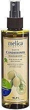 Düfte, Parfümerie und Kosmetik Haarspülung mit Sanddorn- und Oliven-Extrakt - Melica Organic Leave-in Regenerative Conditioner