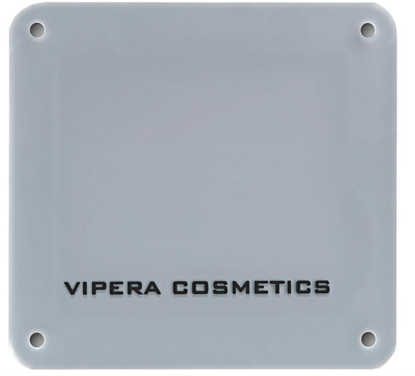 Professionelle Schminkpalette groß - Vipera Magnetic Play Zone Big Satin Palette — Bild N3