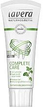 Düfte, Parfümerie und Kosmetik Zahnpasta mit Minze und Natriumfluorid - Lavera Complete Care Toothpaste