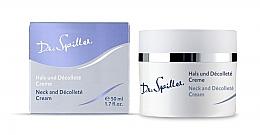 Düfte, Parfümerie und Kosmetik Hals- und Dekolletécreme - Dr. Spiller Breast and Decollete Lift Cream
