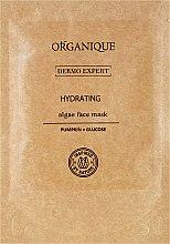 Düfte, Parfümerie und Kosmetik Alginatmaske für das Gesicht mit Kürbis und Glukose - Organique Pumpkin line Mask