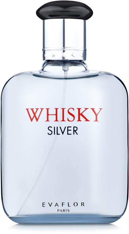 Evaflor Whisky Silver - Eau de Toilette