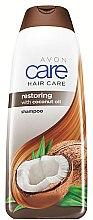 Düfte, Parfümerie und Kosmetik Regenerierendes Shampoo mit Kokosöl - Avon Avon Care Shampoo