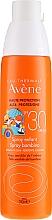 Düfte, Parfümerie und Kosmetik Kinder Sonnenschutzspray mit hohem Schutzfaktor SPF30 - Avene Eau Thermale Spray for Children SPF30