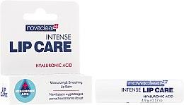 Düfte, Parfümerie und Kosmetik Lippenbalsam mit Hyaluronsäure - Novaclear Intense Lip Care