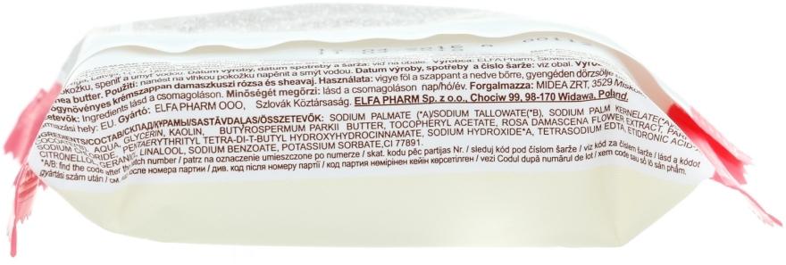 """Seife """"Damaszener Rose mit Sheabutter"""" - Green Pharmacy — Bild N2"""