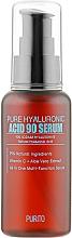 Düfte, Parfümerie und Kosmetik Intensiv feuchtigkeitsspendendes Gesichtsserum mit 90% Hyaluronsäure, Vitamin C und Aloe Vera - Purito Pure Hyaluronic Acid 90 Serum