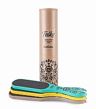 Düfte, Parfümerie und Kosmetik Fußfeile 80/120 3 St. - MiaCalnea Folky