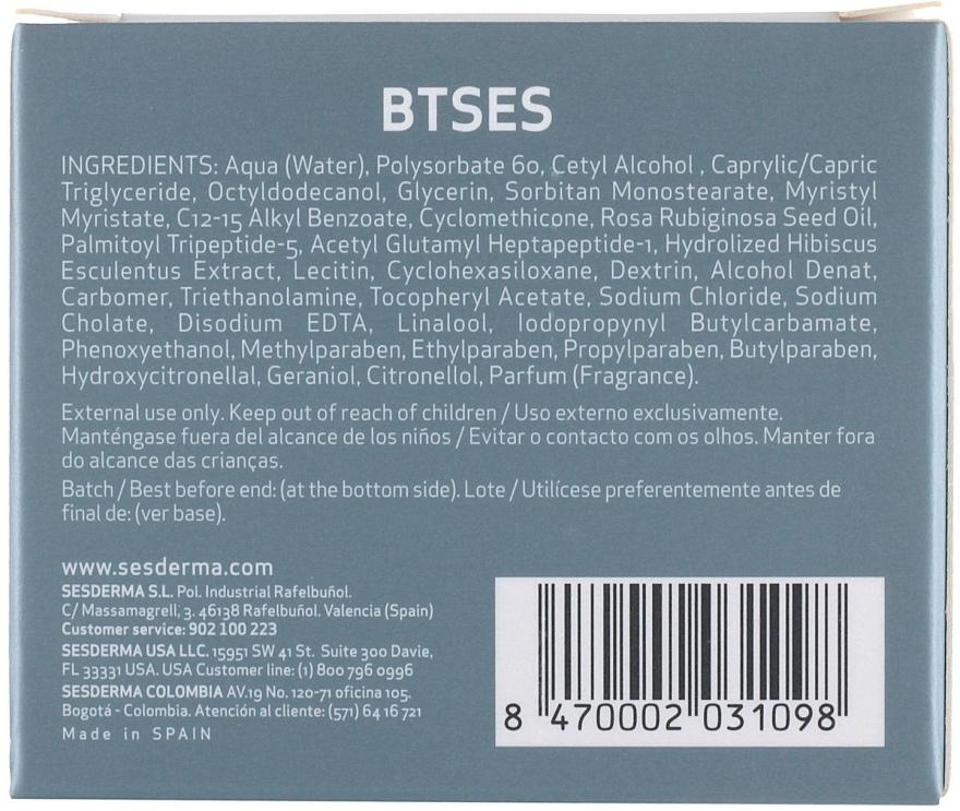 Feuchtigkeitsspendende Anti-Falten Gesichtscreme - SesDerma Laboratories BTSeS Anti-wrinkle Cream — Bild N4