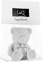 Düfte, Parfümerie und Kosmetik Handgemachte Naturseife Kleiner Bär mit Ananasduft - LaQ Happy Soaps Natural Soap