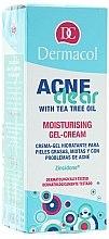 Düfte, Parfümerie und Kosmetik Feuchtigkeitsspendende Gesichtscreme-Gel gegen Akne - Dermacol Acne Clear Moisturising Gel-Cream