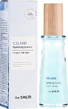 Düfte, Parfümerie und Kosmetik Feuchtigkeitsspendende Gesichtsessenz - The Saem Iceland Hydrating Essence