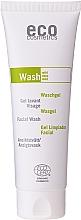 Düfte, Parfümerie und Kosmetik Gesichtsreinigungsgel mit Trauben und grünem Tee - Eco Cosmetics