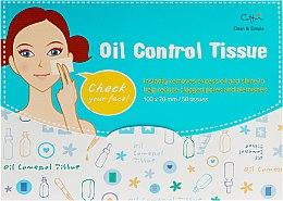 Düfte, Parfümerie und Kosmetik Mattierendes Spezialpapier - Cettua Cleansing Mat Tissues