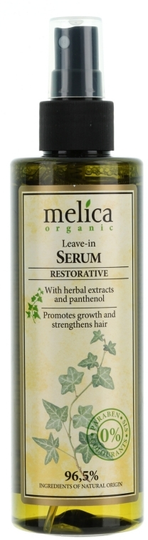 Haarstärkendes Serum - Melica Organic Leave-in Restorative Serum