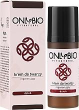 Düfte, Parfümerie und Kosmetik Regenerierende Tagescreme - Only Bio Fitosterol