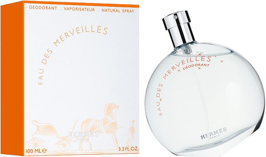 Hermes Eau des Merveilles - Deodorant  — Bild N1