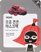 Düfte, Parfümerie und Kosmetik Tuchmaske zur Reinigung der Poren mit Bambusextrakt - Yadah Pore Care Mask Pack