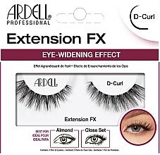 Düfte, Parfümerie und Kosmetik Künstliche Wimpern - Ardell Eyelash Extension FX D-Curl