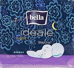 Düfte, Parfümerie und Kosmetik Damenbinden Ideale Night StayDrai 7 St. - Bella