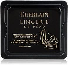Kompaktpuder für Gesicht - Guerlain Lingerie De Peau Compact Powder — Bild N2