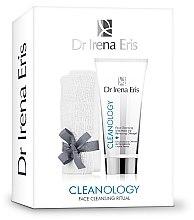 Düfte, Parfümerie und Kosmetik Gesichtspflegeset - Dr Irena Eris Cleanology Face Cleansing Ritual (Tuch + Gesichtsreinigungsgel 175ml)
