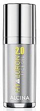 Düfte, Parfümerie und Kosmetik Gesichtsgel mit Hyaluronsäure - Alcina Hyaluron 2.0 Face Gel