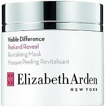Düfte, Parfümerie und Kosmetik Peelingmaske mit Revitalisierungs-Effekt - Elizabeth Arden Visible Difference Peel & Reveal Revitalizing Mask