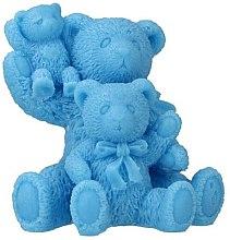 Düfte, Parfümerie und Kosmetik Handgemachte Naturseife Teddybären mit Fruchtduft - LaQ Happy Soaps