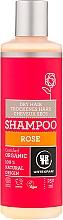 """Düfte, Parfümerie und Kosmetik Shampoo für trockenes Haar """"Rose"""" - Urtekram Rose Dry Hair Shampoo"""