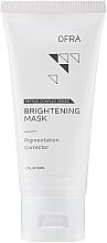 Düfte, Parfümerie und Kosmetik Aufhellende Gesichtsmaske mit Peptiden - Ofra Peptide Brightening Mask