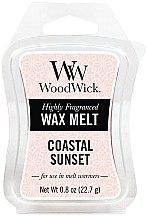 "Düfte, Parfümerie und Kosmetik Duftwachs ""Coastal Sunset"" - WoodWick Wax Melt Coastal Sunset"
