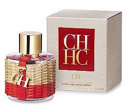Düfte, Parfümerie und Kosmetik Carolina Herrera CH Central Park Limited Edition - Eau de Toilette