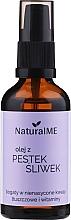 Düfte, Parfümerie und Kosmetik Pflaumenkernöl - NaturalME (mit Pumpenspender)