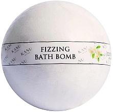 Düfte, Parfümerie und Kosmetik Sprudelnde Badebombe mit Jasminduft  - Kanu Nature Fizzing Bath Bomb Jasmine