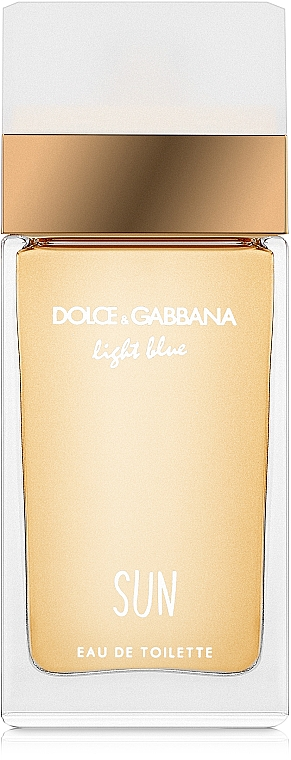 Dolce & Gabbana Light Blue Sun Pour Femme - Eau de Toilette