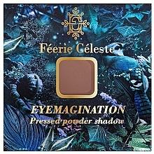 Düfte, Parfümerie und Kosmetik Gepresster mattierender Lidschatten - Feerie Celeste Pressed Powder Shadow