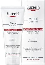 Düfte, Parfümerie und Kosmetik Intensivpflege bei akuten Schüben für atopische und trockene Haut - Eucerin AtopiControl Acute Care Cream