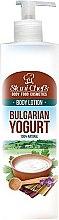 Düfte, Parfümerie und Kosmetik Körperlotion mit Bulgarischem Joghurt - Stani Chef's Bulgarian Yogurt Body Lotion