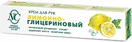 Düfte, Parfümerie und Kosmetik Pflegende Handcreme mit Zitronenextrakt und Glycerin - Neva Kosmetik