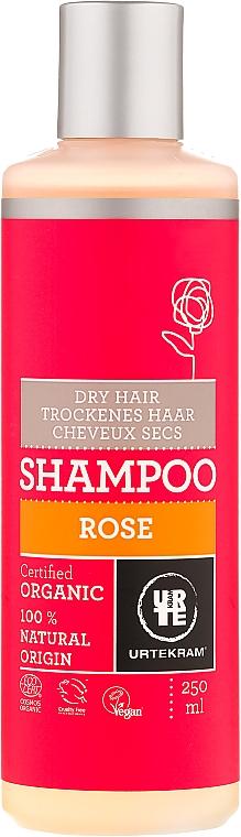 "Shampoo für trockenes Haar ""Rose"" - Urtekram Rose Dry Hair Shampoo"