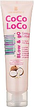 Düfte, Parfümerie und Kosmetik Haarlotion mit Kokosnuss - Lee Stafford Coco Loco Blow & Go Genius Lotion