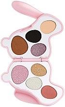 Düfte, Parfümerie und Kosmetik Lidschattenpalette - I Heart Revolution Bunny Blossom Palette