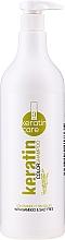 Düfte, Parfümerie und Kosmetik Keratin Shampoo für gefärbtes Haar mit Bambus - Alexandre Cosmetics Keratin Care Keratin Color Shampoo