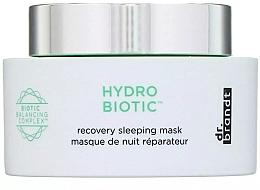 Düfte, Parfümerie und Kosmetik Revitalisierende Nachtmaske mit biotischem Komplex - Dr. Brandt Hydro Biotic Recovery Sleeping Mask