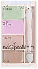 Düfte, Parfümerie und Kosmetik Concealer-Palette - Lovely No Problem Corector